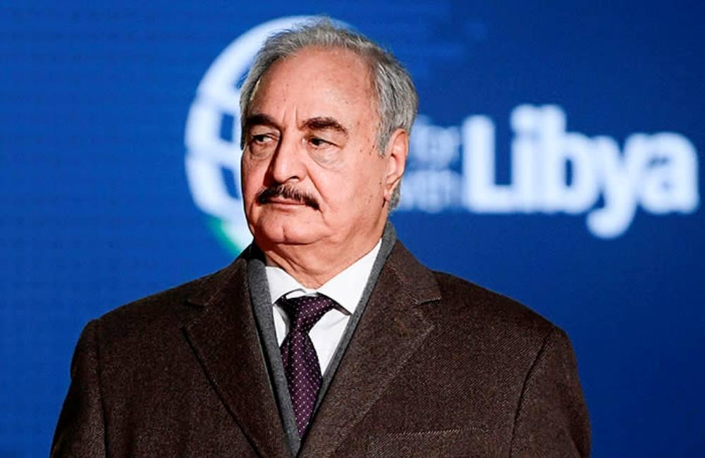 Khalifa Haftar (Libya) | OPED COLUMN POLITICS
