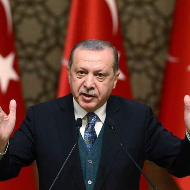 Recep Tayyip Erdogan | OPED COLUMN POLITICS